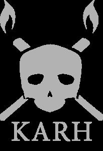 KarhLOGOsilverskull